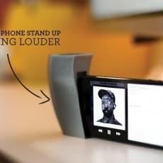 iPhone Passive Amp