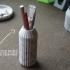 Striped Vase image