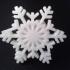 Snowflake Ring image