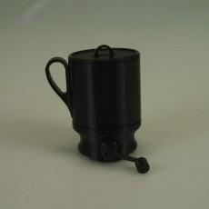 Hand Crank Coffee Dispenser