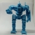 Robot and its head image