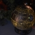 Deathstar christmas ornament image