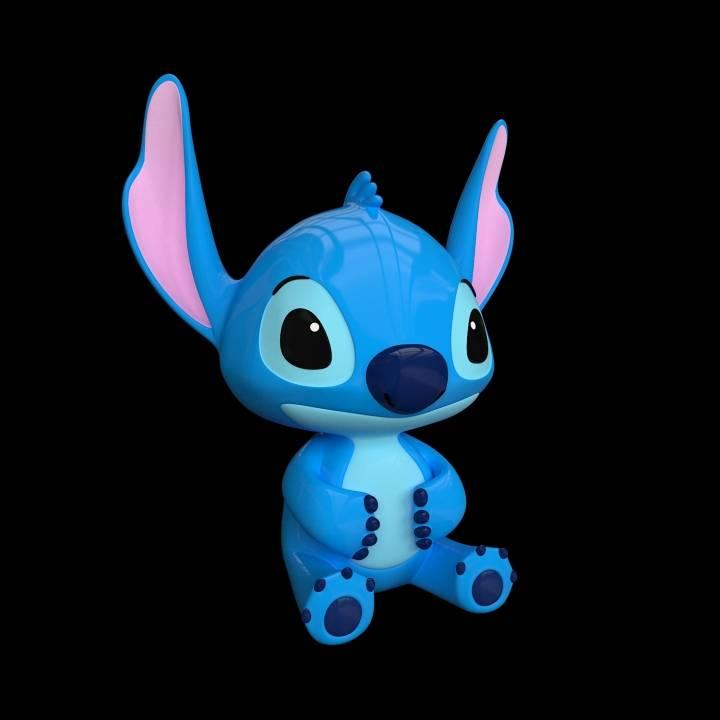 史迪仔 - Stitch