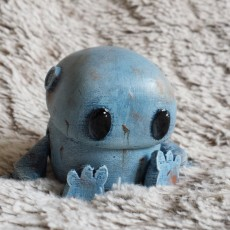 Picture of print of Wip: Tiny articulated bot