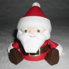 Picture of print of Articulated Christmas Toys