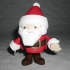 Articulated Christmas Toys print image