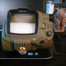 Picture of print of Fallout 4 - Pipboy 3000 MkIV This print has been uploaded by Conel O'Carroll