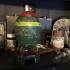 Fallout 4 - Mini Nuke print image