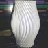Twisted Lamp Shade image