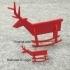 Rocking deer image
