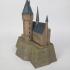 Hogwarts Castle lamp print image