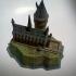 Hogwarts Castle lamp image