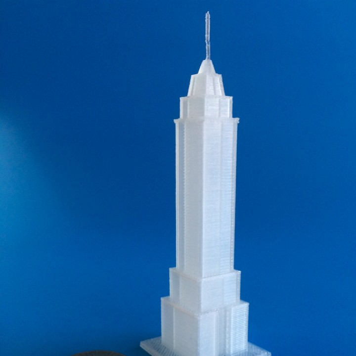 Picture of print of Torre Latinoamericana This print has been uploaded by MiniWorld
