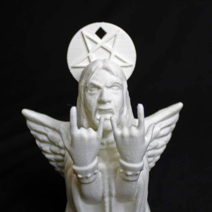 Metal Angel!