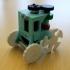 GearBot: A Gear Driven Robot image