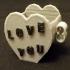 Heart-shaped mug image