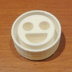 Smile shape Lunch Box