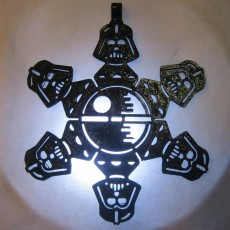 Picture of print of Vader_Snowflake_Darkside _Edition
