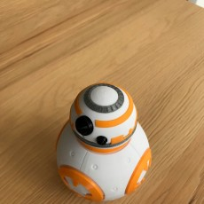 Picture of print of Star Wars The Force Awakens - BB8