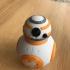 Star Wars The Force Awakens - BB8 print image