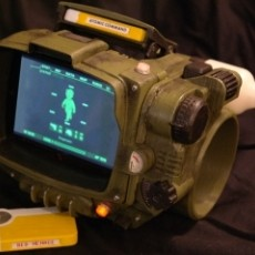 Fallout 4 pipboy MKIV