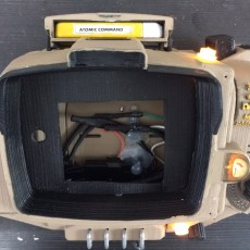 Picture of print of Fallout 4 pipboy MKIV This print has been uploaded by James Underwood