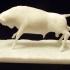 Bull at The Middelheim Museum, Antwerp image