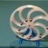 旋转的风车 image