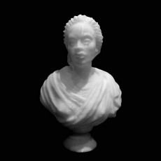Bust of an African Woman at The Wallace Collection, London