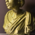 Bust of an African Woman at The Wallace Collection, London print image