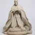 Model for a monument to Pope Alexander VII image