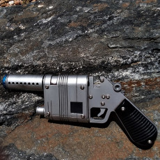 Picture of print of Star Wars - NL-44 - Reys Blaster
