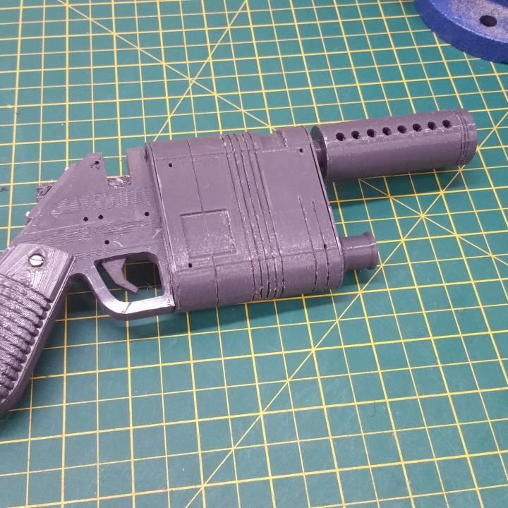 Star Wars - NL-44 - Reys Blaster