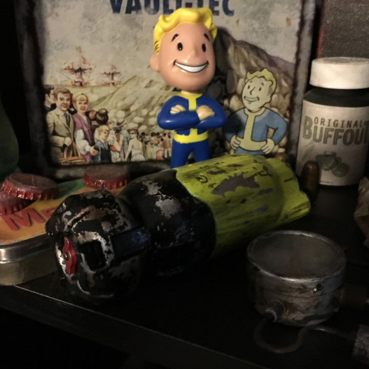 Picture of print of Fallout 4 - Fusion Core This print has been uploaded by Raleigh Shade