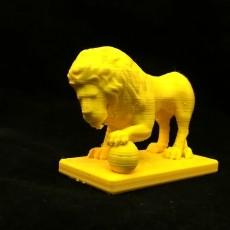 Lion desktop object
