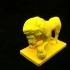 Lion desktop object image