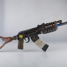 AK47 from Rust