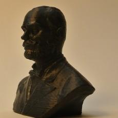 Picture of print of Constantin Daicoviciu in Constantin Daicoviciu, Romania