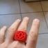 Green Lantern Rings : Love (Pink). image