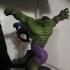 Hulk Statue by Fabio's Art box image