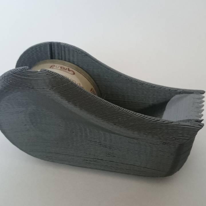 Adhesive tape holder
