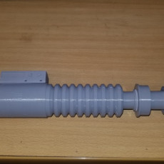 Picture of print of Star Wars - Lukes ROTJ Lightsaber