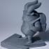 'The Long Hike' monster figurine image
