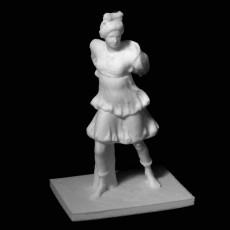 Diana (Artemis) of The Rospigliosi type at The Louvre, Paris