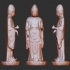 Statue of Kichijoten at The British Museum, London image