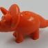 Triceratops (Nikoss'Dinosaurs) print image