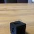 XYZ 20mm 3D printer Calibration Cube print image