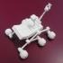 Robot to go on Mars image