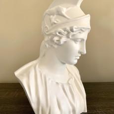 Picture of print of Athena at The Réunion des Musées Nationaux, Paris