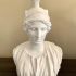 Athena at The Réunion des Musées Nationaux, Paris print image